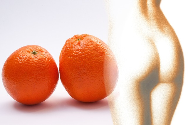 cellulit i skórka pomarańczowa